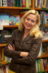 Kirsten Götz-Neumann referiert zur Ganganalyse