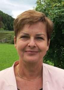 Marion Gehse referiert zum Bobath-Konzept!