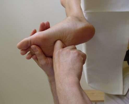 Myofaszial Release, eine Therapiemethode