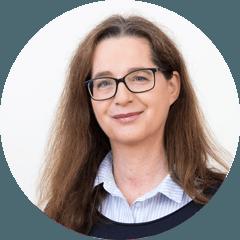 Anita Warmuth vom Fortbildungszentrum Klagenfurt