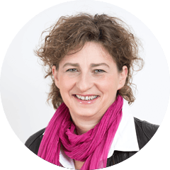 Elisabeth Sorger vom Fortbildungszentrum Klagenfurt