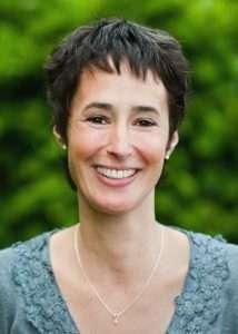 Birgit Schröder referiert zur Ernährung