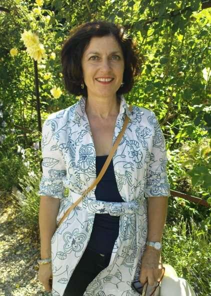 Heidi Tanno-Rast mit ihrer Myofaszialen Triggerpunkt-Therapie