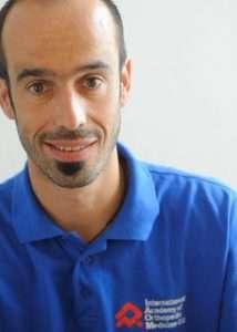 Hubert Kriebernegg Referent für orthopädische und manuelle Medizin