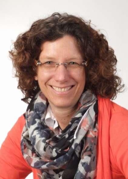 Katrin Schulz referiert im Fortbildungszentrum