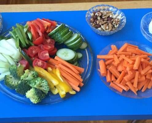 Weiterbildung zur richtigen Ernährung
