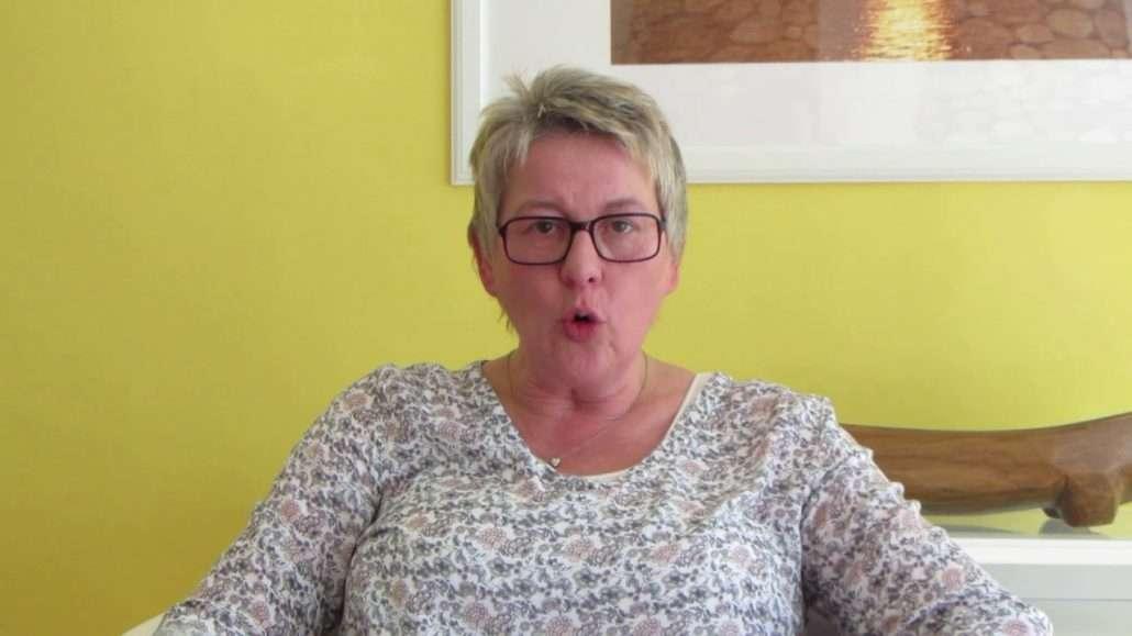CSO-Expertin Antje Hallier