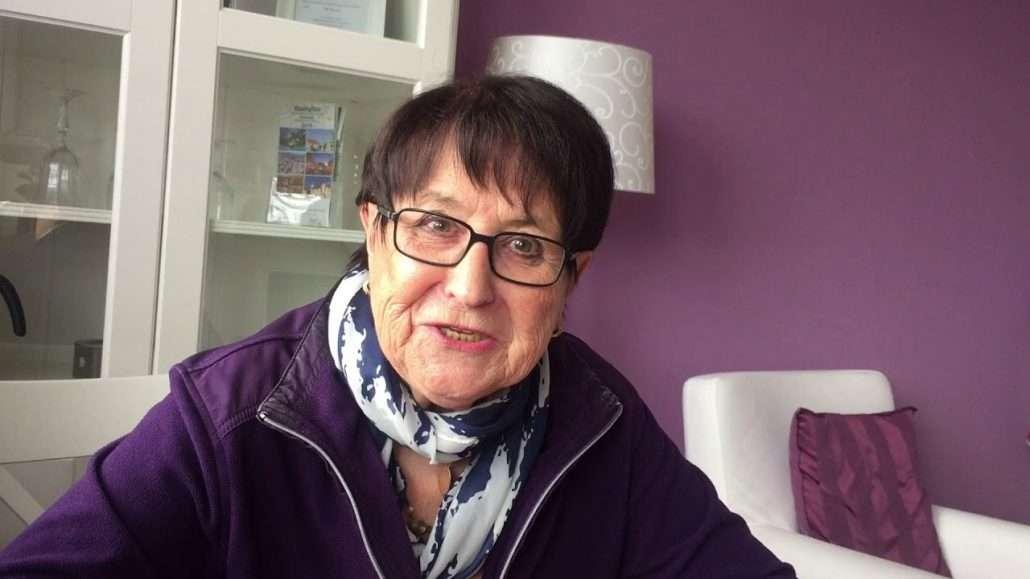 Angela Heller über Beckenbodendysfunktion