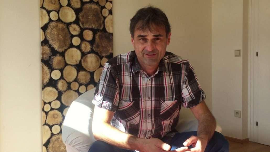 Myofaszial Release mit Christopher Veeck
