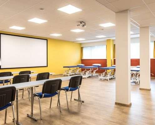 Helle und freundliche Seminarräume