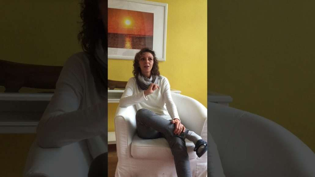 Anne Huainigg informiert über Dorn-Breuss-Methode