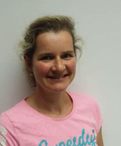 Nadine Kloster setzt PhysioFlossin erfolgreich ein