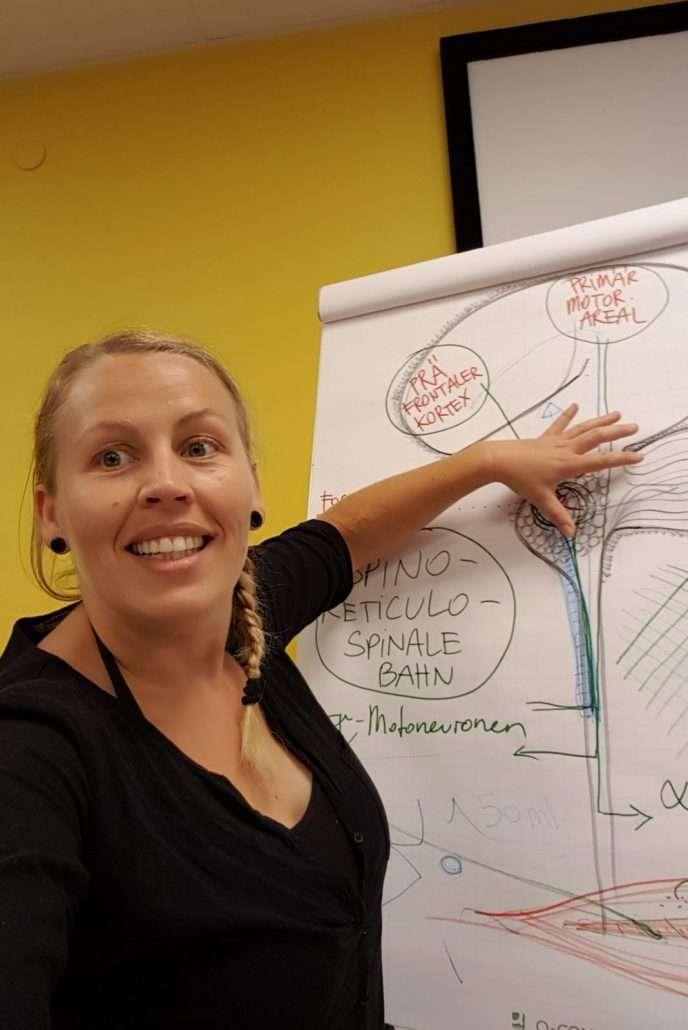 Bettina Hutterer über neurophysiologische von Entwicklungsstörungen
