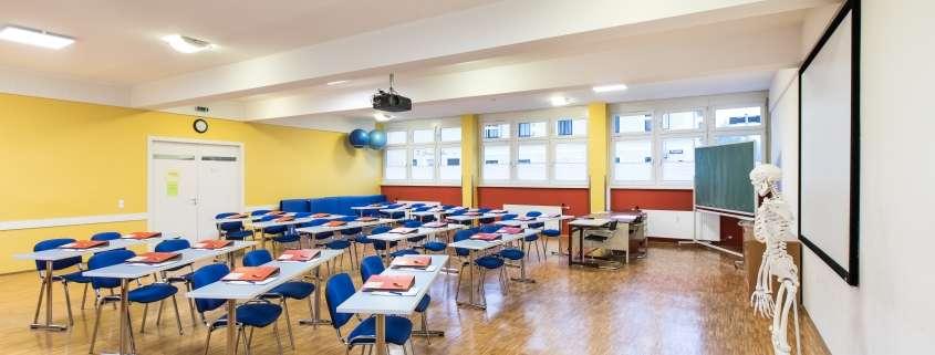 Weiterbildung & Lehrgänge mit Zutrittstests