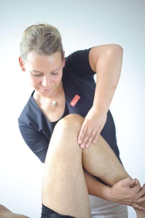 Vordere Kreuzbhand Rehabilitation mit Anja Matthijs
