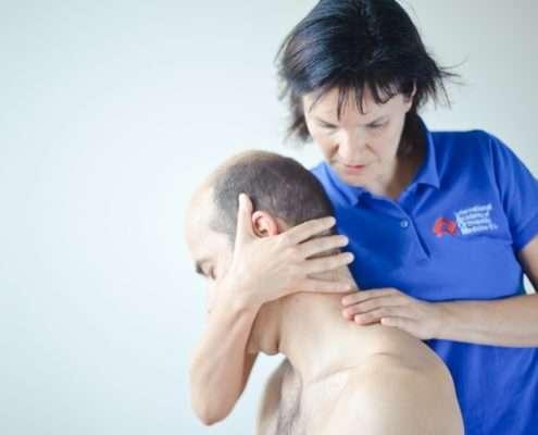 Birgit Auer, Seniorinstructor für Orthopädische Medizin