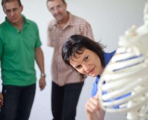 Physiotherapeutin Birgit Auer