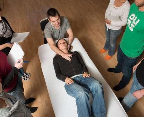 Osteopathie-Ausbildung in Klagenfurt