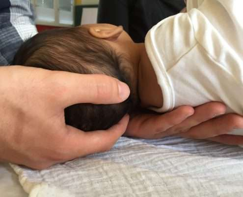 CSO-Behandlung von Kindern