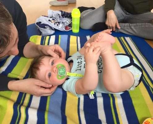 Babyphysiotherapie: CSO im FBZ!