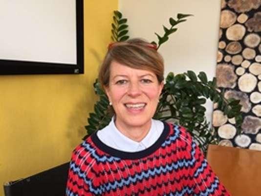 NOI-Instruktorin Erika Schifferegger