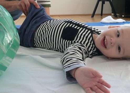 Lehrgang zum Feldenkrais mit Kindern