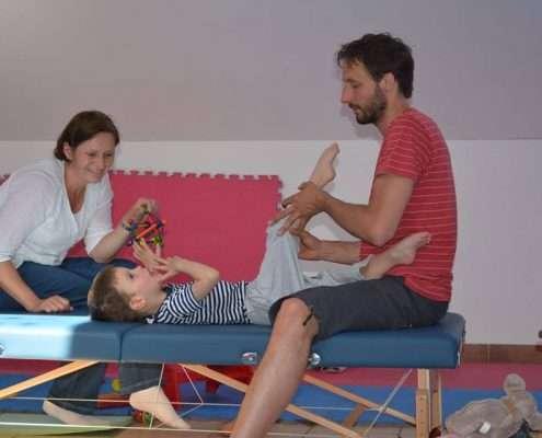 Feldenkrais mit Kindern in Klagenfurt