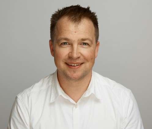 Physiotherapeut Florian Pichler im FBZ