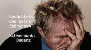 Schwerpunkt Demenz (Kurs Gedächtnis & Störungen)