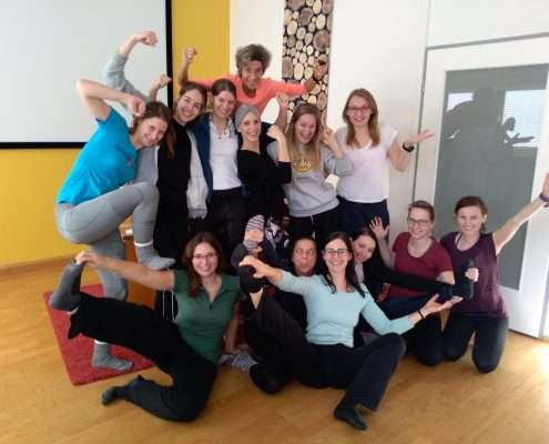 Bobath Fortbildung im FBZ Klagenfurt