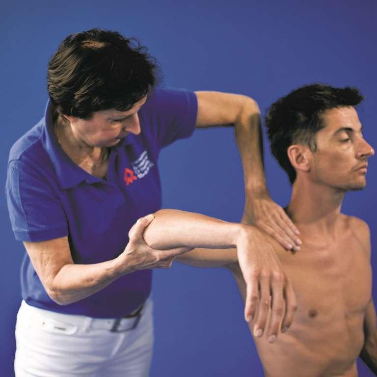 Arthritis Glenohumeralgelenk Fortbildung