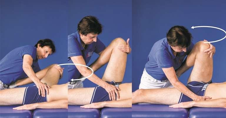 Nachbehandlung von Hüft- und Knieendoprothetik