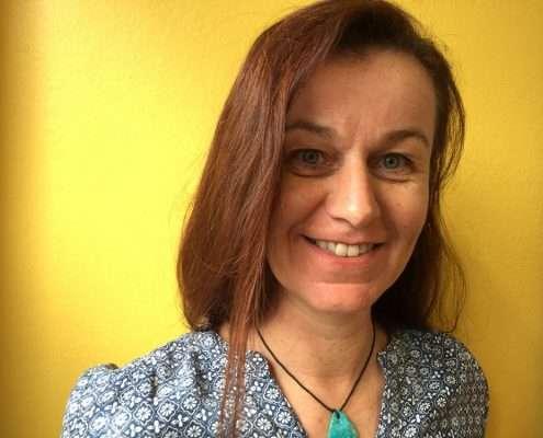 Physiotherapeutin Manuela Ganglbauer