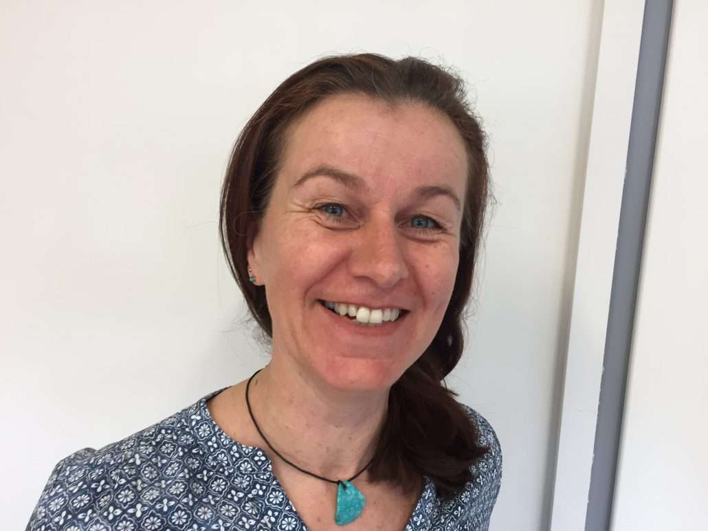 Rehabilitation des weiblichen Beckenbodens, Referentin Manuela Ganglbauer