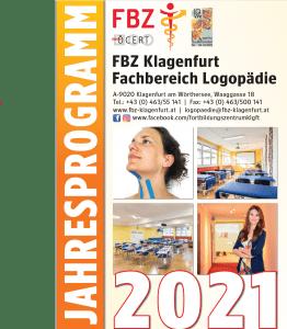 FBZ Logopädie Jahresprogramm 2021