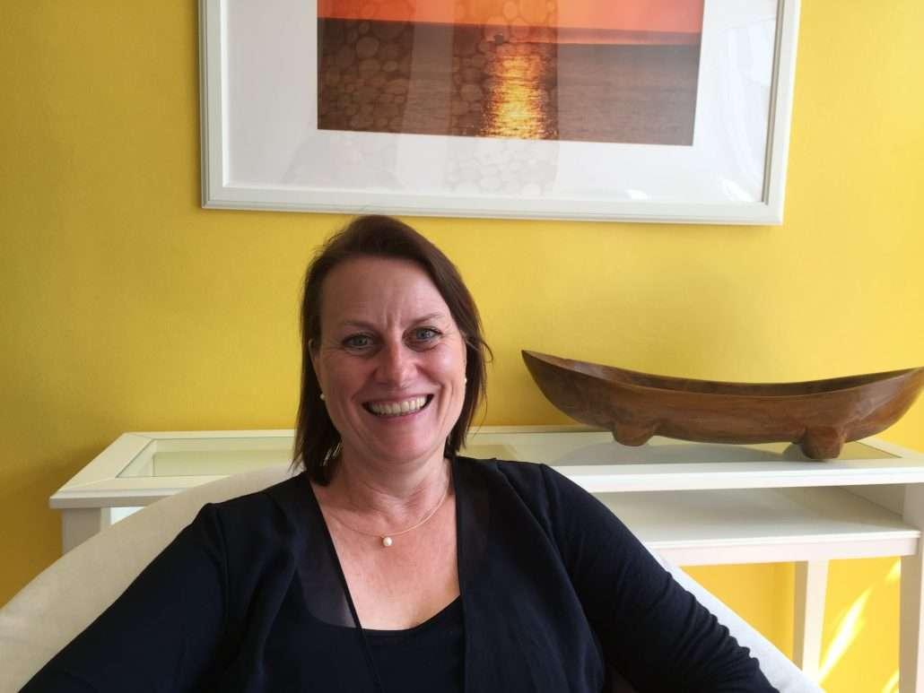 CSO-Expertin Karin Arnold