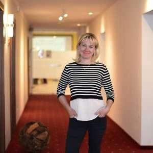 FBZ-Inhaberin Karin Schöffmann-Watzin