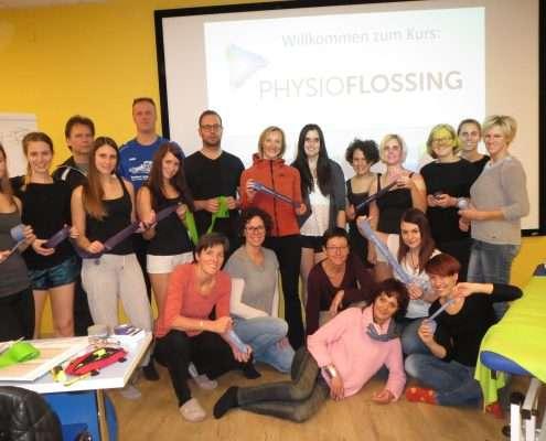 Lehrgang Physio Flossing