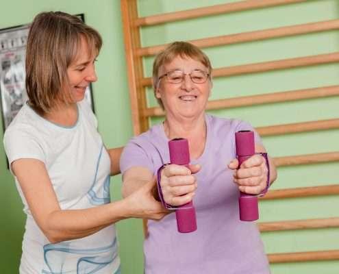 Demenz - professionelle Behandlungswege für therapeutische Berufe