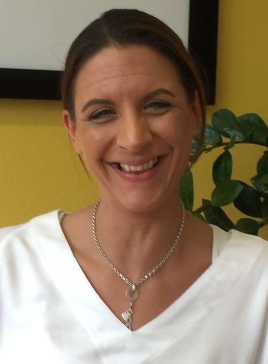 Physiotherapeutin Nicole Toniutti aus Klagenfurt