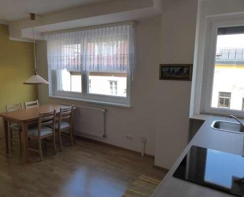 Appartement mit herrlichem Ausblick