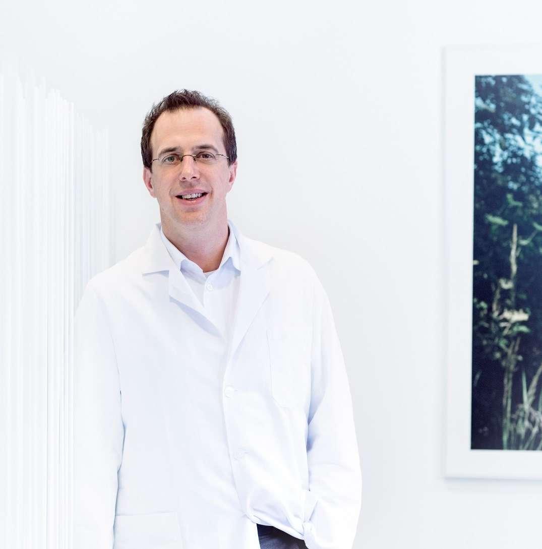 Dr. Peter Brader, Facharzt für Radiologie