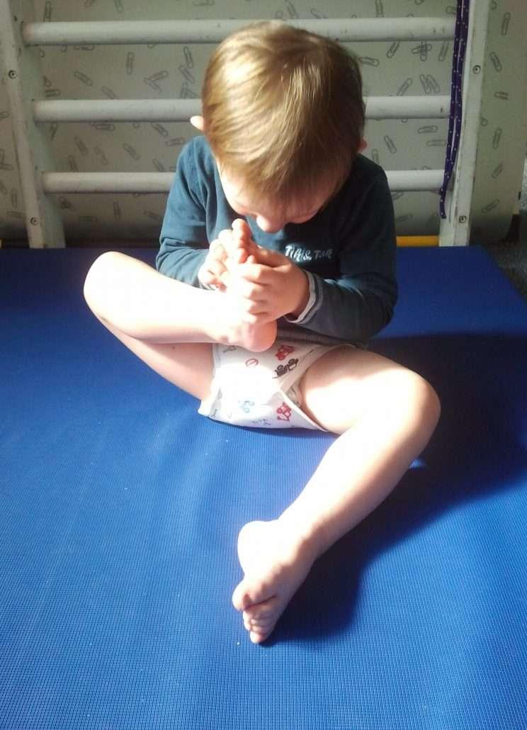 ROTA-Therapie bei Kindern