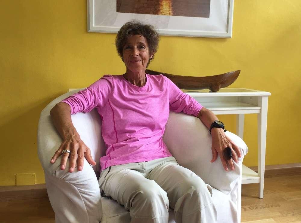 Sabine Schaaf ist ausgebildete Feldenkrais-Pädagogin