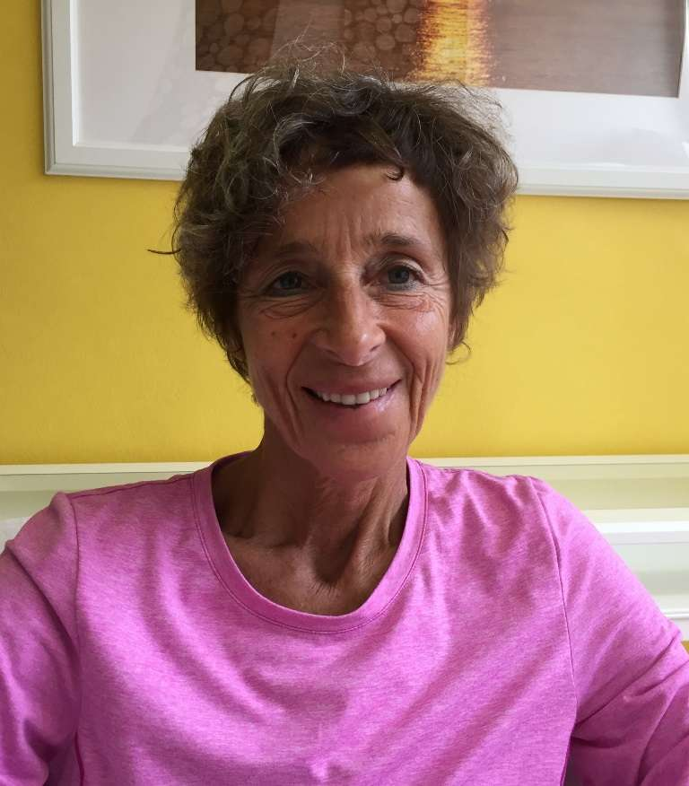 Feldenkrais-Pädagogin Sabine Schaaf
