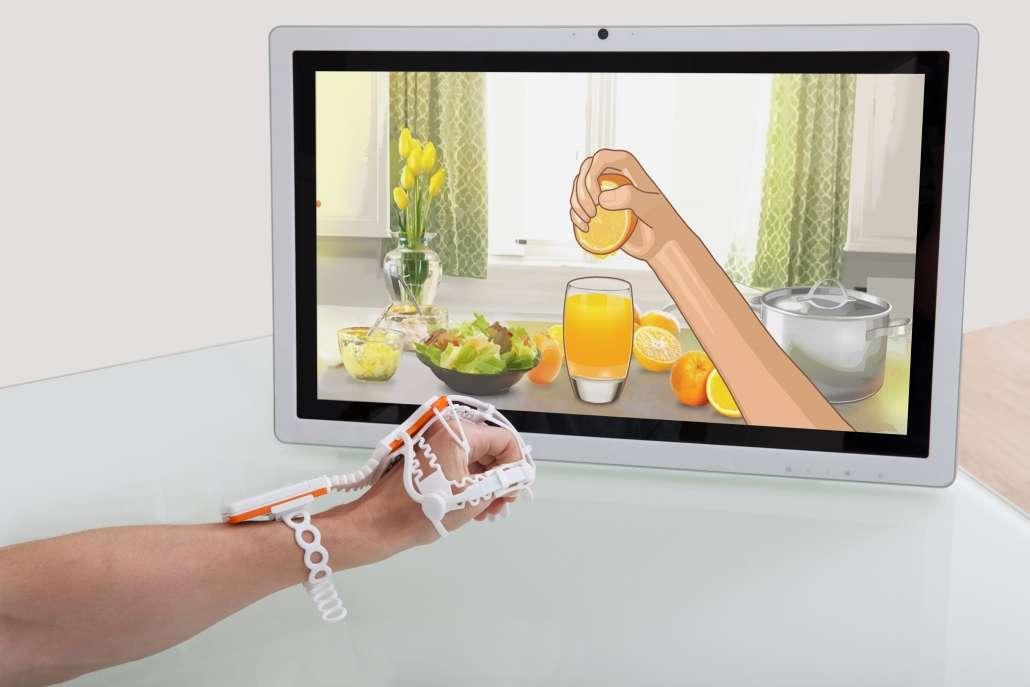 Smart Glove als digitales Therapiesystem