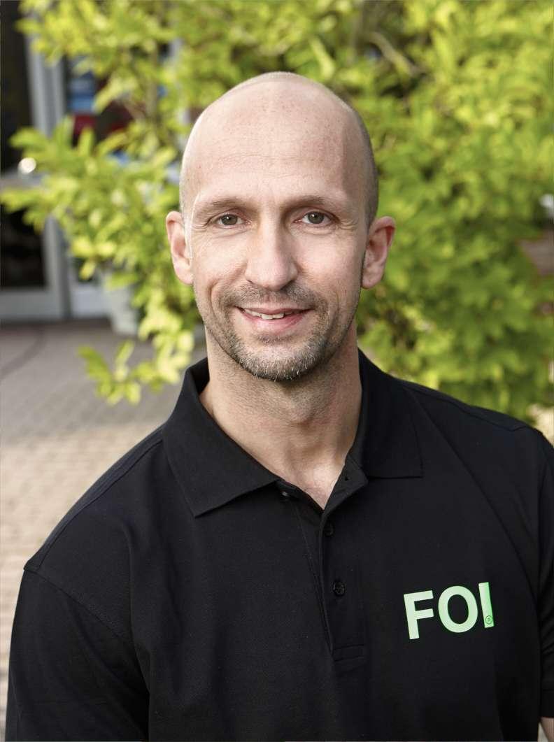 Physiotherapeut Stefan Kubin