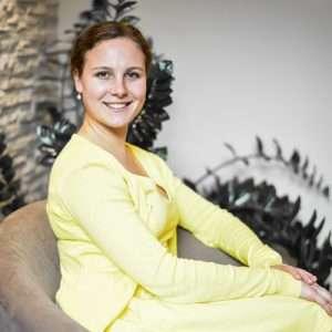 Stefanie Schöffmann im Einzelporträt