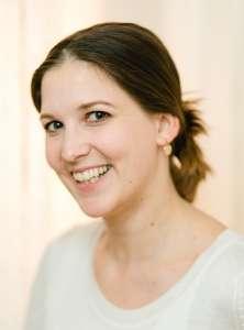 Logopädin Susanna Knass