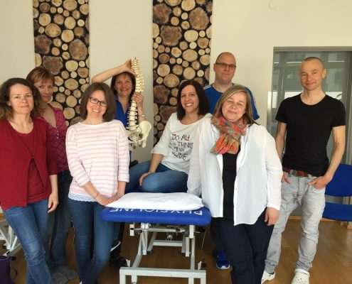 IAOM: Manuelle Medizin kombiniert mit orthopädischer Medizin
